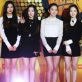Red Velvet di Red Carpet Golden Disk Awards 2015
