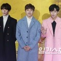 B1A4 di Red Carpet Golden Disk Awards 2015
