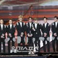 EXO Raih Piala Album of the Year Daesang