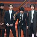 CN Blue Raih Piala China Good Will Award