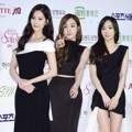 Taetiseo di Red Carpet Seoul Music Awards 2015