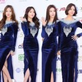 Girl's Day di Red Carpet Seoul Music Awards 2015