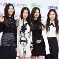 Red Velvet di Red Carpet Seoul Music Awards 2015