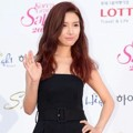Kim So Eun di Red Carpet Seoul Music Awards 2015