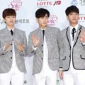 B1A4 di Red Carpet Seoul Music Awards 2015