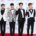 VIXX di Red Carpet Seoul Music Awards 2015