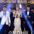 Jun Hyun Moo, Soyu Sistar dan Leeteuk Super Junior Menjadi Host Seoul Music Awards 2015