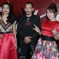 Kotak di Red Carpet Premiere Film 'Rock N Love'