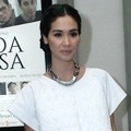 Marsha Timothy Hadiri Press Conference Film 'Nada untuk Asa'