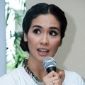 Marsha Timothy di Press Conference Film 'Nada untuk Asa'
