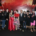 Para Pemain di Red Carpet Premiere Film 'Rock N Love'