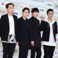 Winner di Red Carpet Gaon Chart K-Pop Awards 2015