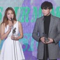 Soyu Sistar dan JungGiGo Raih Piala Long-Run Song of the Year