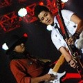 Mita The Virgin di Konser 'Rebel, Love, Rock and Roll'