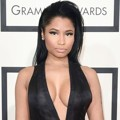 Nicki Minaj di Red Carpet Grammy Awards 2015