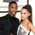 Big Sean dan Ariana Grande di Red Carpet Grammy Awards 2015