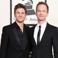 David Burtka dan Neil Patrick Harris di Red Carpet Grammy Awards 2015