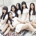 G-Friend Photoshoot untuk Album 'Season of Glass'