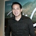 Ari Wibowo di Press Screening Film 'This Is Cinta'