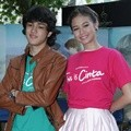 Shawn Adrian dan Yuki Kato di Press Screening Film 'This Is Cinta'
