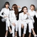 Mamamoo Photoshoot untuk Single 'Piano Man'