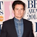 Orlando Bloom di Red Carpet BRIT Awards 2015