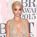 Rita Ora di Red Carpet BRIT Awards 2015