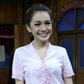 Maya Septha di Press Conference 'Ini Talkshow'