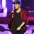 Penampilan Liam Payne One Direction di Konser 'On The Road Again Tour 2015' Jakarta