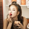 NS Yoon Ji Photoshoot untuk Single Album 'Sincerely'