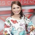 Rossa di Press Conference 'X Factor' Indonesia