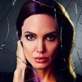 Angelina Jolie di Majalah The Hollywood Reporter