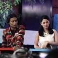 Charly dan Dewi Persik Syuting Live 'Duo Pedang Goes to Mall'