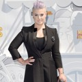 Kelly Osbourne di Red Carpet MTV Movie Awards 2015