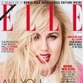 Rebel Wilson di Majalah ELLE Australia Edisi April 2015