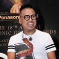 Uya Kuya di Jumpa Pers Panasonic Gobel Awards 2015