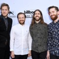 Imagine Dragons di Red Carpet Billboard Music Awards 2015