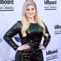 Meghan Trainor di Red Carpet Billboard Music Awards 2015
