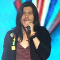 Virzha Tampil di Indonesia Kids' Choice Awards 2015