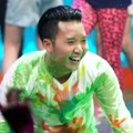 Rangga SM*SH di Indonesia Kids' Choice Awards 2015