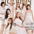 Girls' Generation di Cover Majalah The Celebrity Edisi Juli 2015