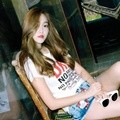 Jessica di Majalah Dazed and Confused Edisi Juli 2015