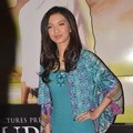 Raline Shah Hadiri Press Screening Film 'Surga Yang Tak Dirindukan'