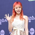 Sunny di Jumpa Pers Acara 'Channel SNSD'
