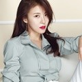Ha Ji Won di Majalah High Cut Vol. 154