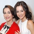 Widyawati dan Julie Estelle di Press Conference dan Rilis Soundtrack Film 'Surat dari Praha'