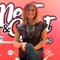 Agnes Monica di Acara 'X2 Meet & Greet with AgnesMo'