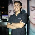 Dimas Anggara Ditemui Saat Launching Video Klip Soundtrack Film 'Magic Hour'