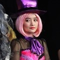 Kinal JKT48 Saat Launching Single 'Halloween Night'