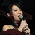 Shania Junianatha JKT48 Saat Launching Single 'Halloween Night'